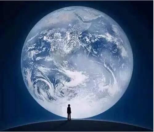 玩微信这么久 你知道蓝色星球下站着的人是谁吗?  第1张